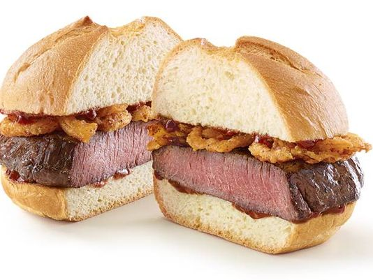 Arby's is now offering venison burgers because sure, go for it