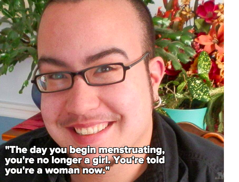 Here's What It's Like To Have Your Period When You're a Trans Man