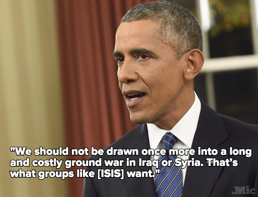 Five Key Takeaways From Obama's Oval Office Speech on ISIS
