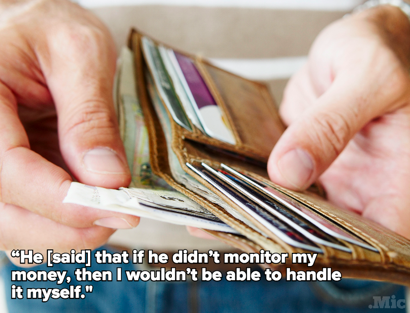 What Happens When Your Partner Controls Your Wallet — And Your Life