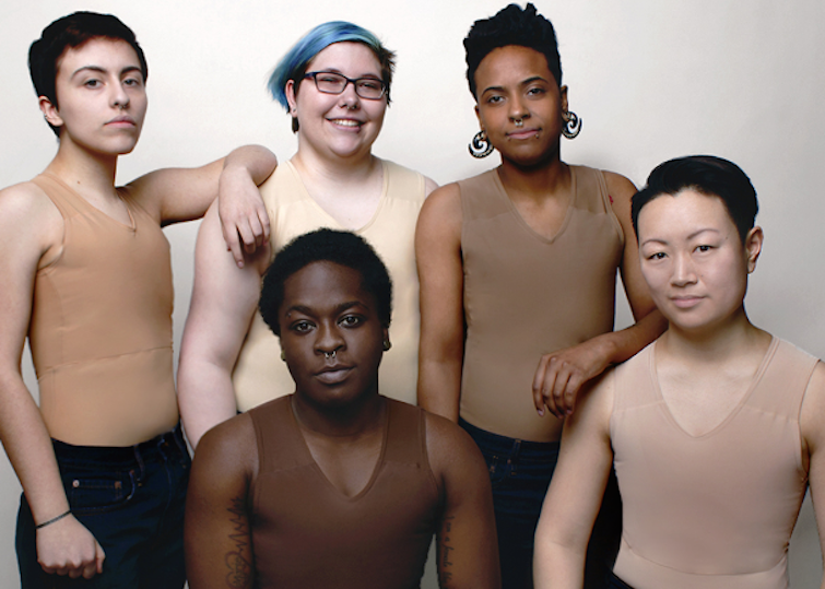 This Company Just Created the Most Inclusive Line of Chest Binders Yet