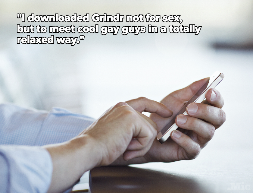 Straight People Are Going on Grindr to Make Gay Best Friends