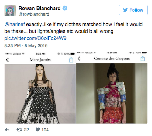 Rowan Blanchard and Hari Nef Go on Epic Twitter Rant About Why They Hate the Red Carpet