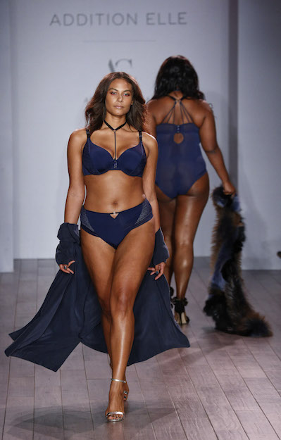 Ashley Graham talks the importance of body-inclusive NYFW runway shows