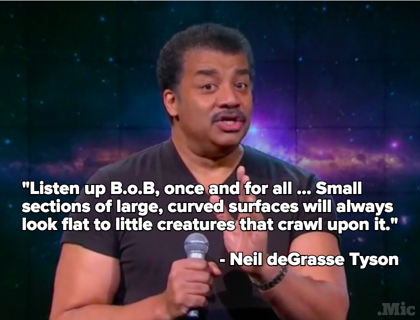 Neil deGrasse Tyson Totally Shut Down BoB on 'The Nightly Show'