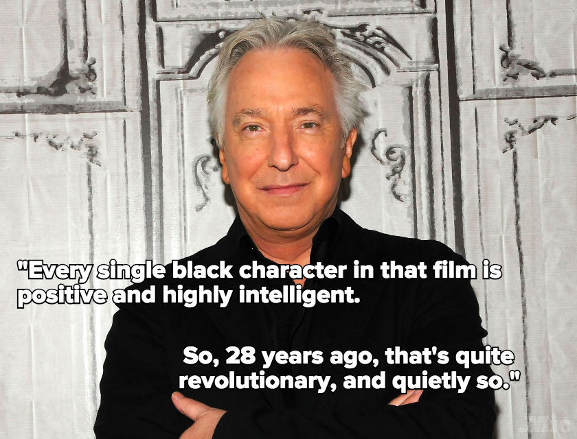 Here's the Amazing Reason Alan Rickman Took a Role in the 'Die Hard' Films