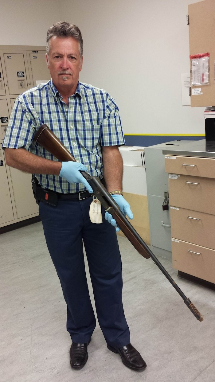 Photos of the Shotgun Kurt Cobain Used to Kill Himself Appeared on Seattle Police Website