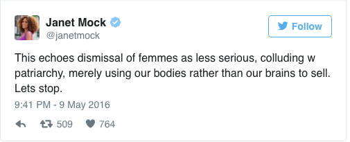 "In Defense of 'Lemonade,' Janet Mock Took a Stand for ""Black Femme Feminists"" Everywhere"