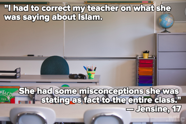 Meet the Muslim Students Who Have Been Harassed at School for Less Than a Clock