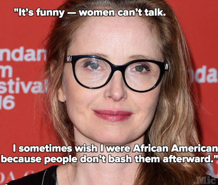 This Actress Said She Wished She Were African American Because Women Get No Respect