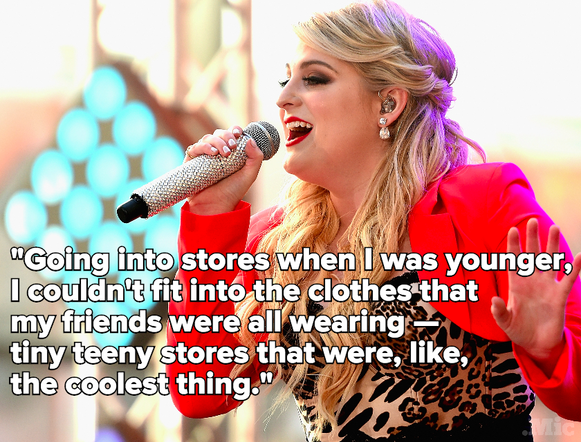 Why It's Time for Celebrities in Plus-Size Clothing Ads, in One Important Quote