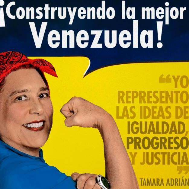 Venezuela Just Elected the First Transgender Congresswoman in South America