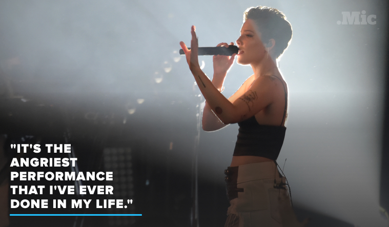 Halsey Opens Up About Having a Miscarriage After an Unintended Pregnancy