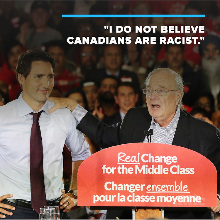 "Canadians Aren't Racist — Indigenous Issues Are Just ""Invisible"" To Them, Former PM Says"