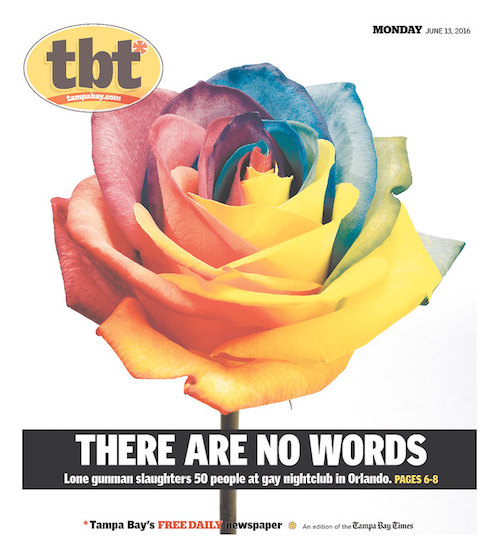 Orlando Shooting: The Nation's Front Pages A Day After Deadliest Shooting Massacre
