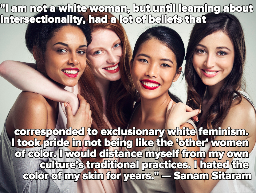 We Asked White Feminists to Discuss Mistakes They've Made. Here's What Happened.