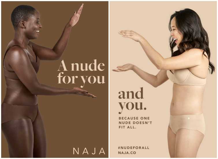 Here's the Latest Inclusive Lingerie Line For Women of Color