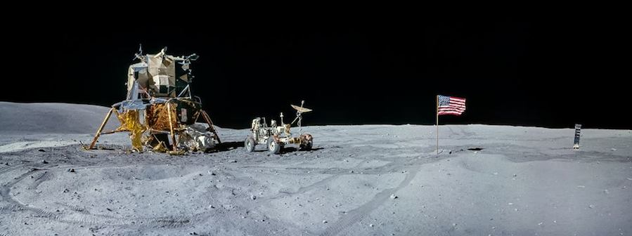 NASA Apollo Photos 2015: Here Are the Never-Before-Seen Photos From Moon Missions