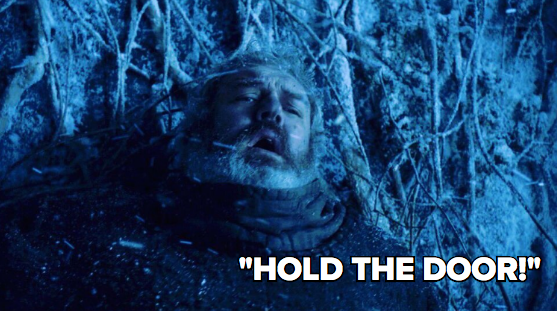 8 Years Ago, a 'Game of Thrones' Fan Called the Tragic, Secret Meaning Behind Hodor's Name