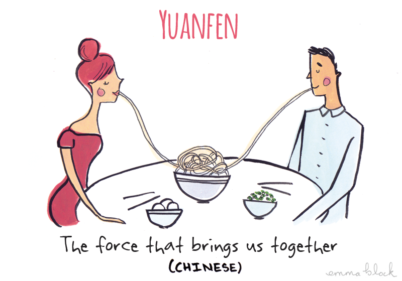 This Artist Translated Beautiful, Untranslatable Words of Love From All Over the World