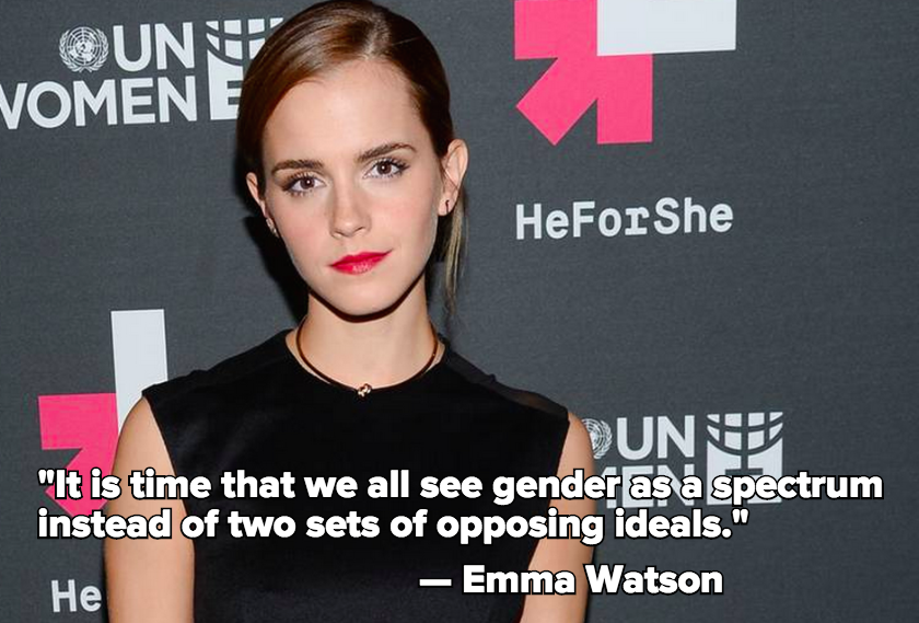 Men and women will never be equal