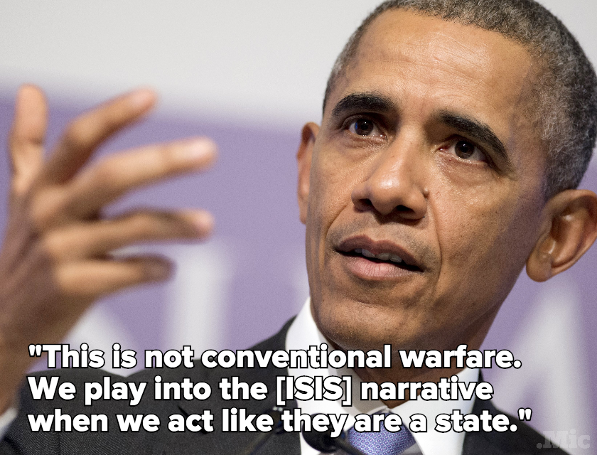 President Obama Defends ISIS Strategy Following Paris Attacks
