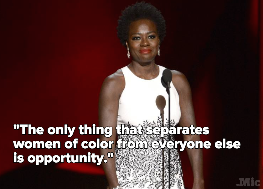 Viola Davis Made History at the 2015 Emmys and Everyone Should Watch Her Speech