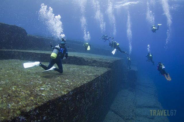 These 10,000 Year-Old Sunken Ancient Ruins in Japan Remain a Huge Mystery