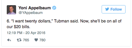 Harriet Tubman's Unearthed Story From Her Biography Gives New Significance to the $20 Bill
