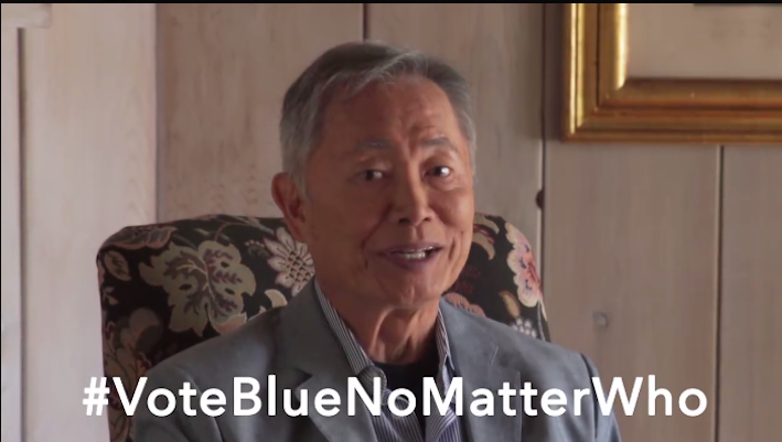 George Takei to Bernie Sanders Supporters: It's Over, Come Back to Hillary Clinton