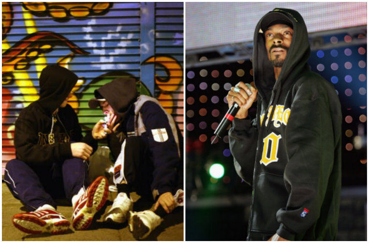 The Complicated Racial History of the Hoodie — Before It Became a $1,000 Luxury Item