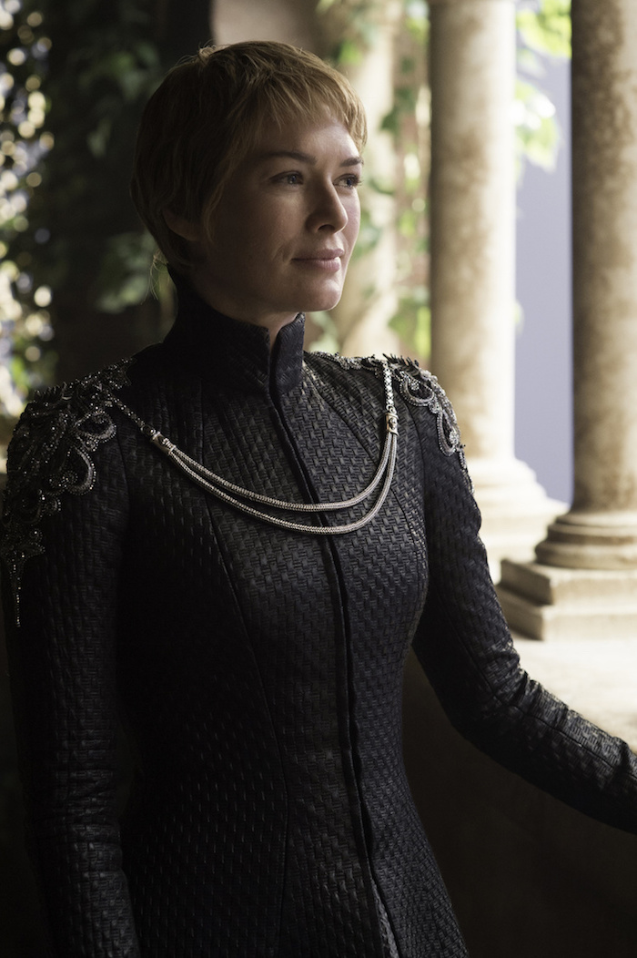 The 'Game of Thrones' Season 6 Finale Had Us All Saying Yes to Cersei's Epic Dress