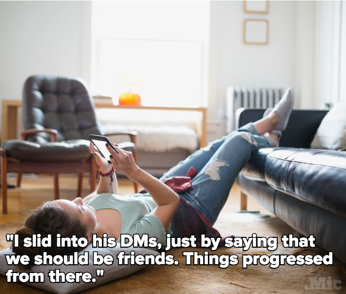 In Honor of Twitter's 10th Birthday, We Salute the Men and Women Sliding Into Your DMs