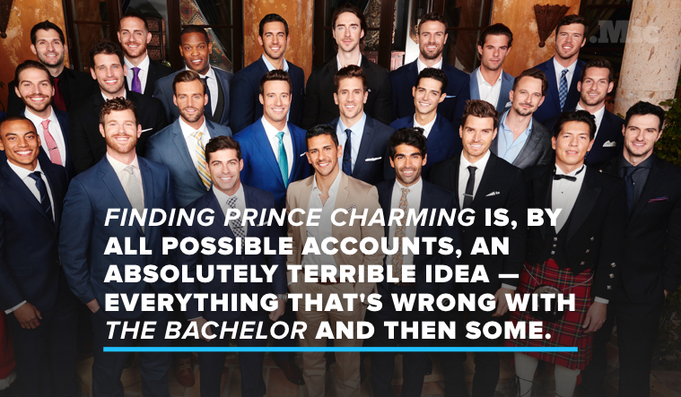 Logo and Lance Bass Are Filming a Gay Version of 'The Bachelor,' Which Is a Terrible Idea