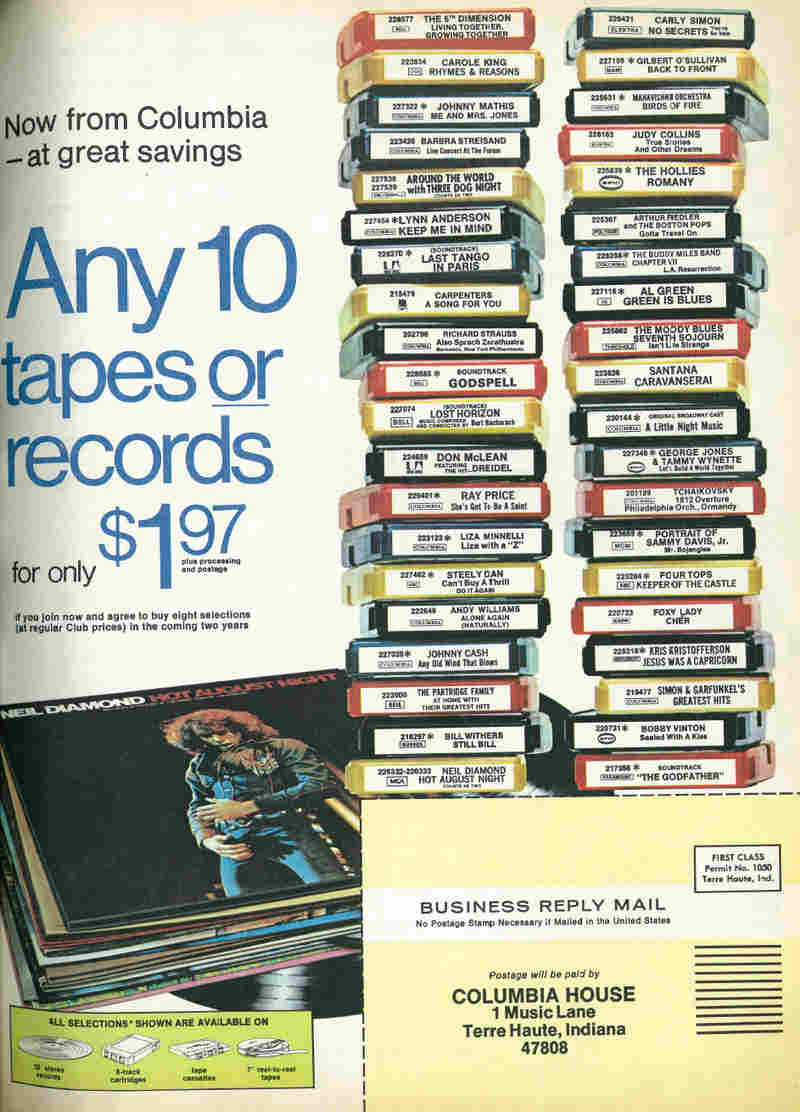 Columbia House Is Relaunching With a New Focus on Vinyl
