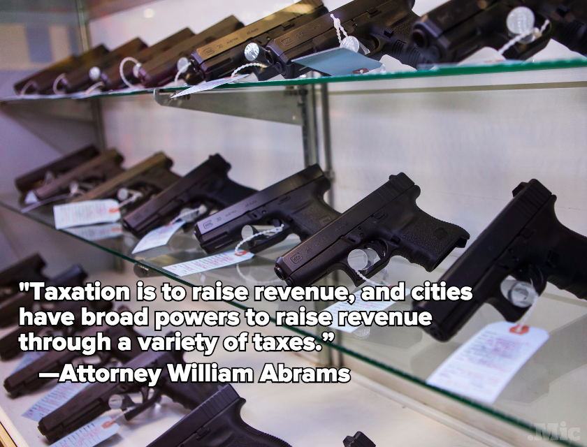 Judge Rules Gun Dealers May Have to Pay For Crimes Committed With Weapons They Sell