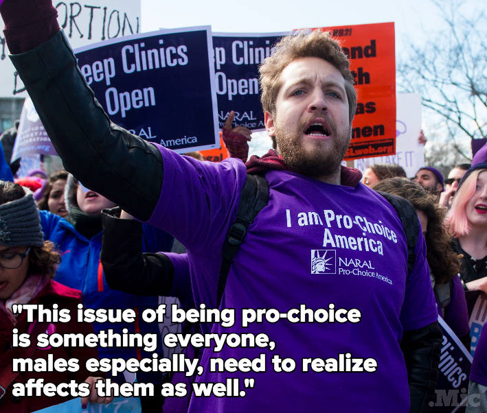 Donald Trump Says Men Aren't Responsible for Abortions — Here's Why These Men Disagree