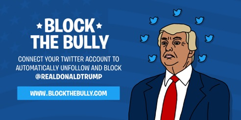 These anonymous activists are starting a campaign to mass-unfollow Donald Trump on Twitter