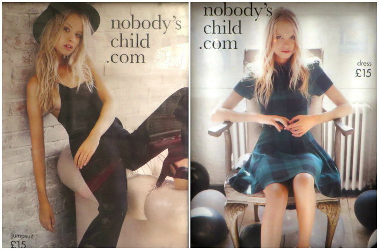 "This Clothing Ad Was Banned for Sexualizing ""Vulnerable"" Children"
