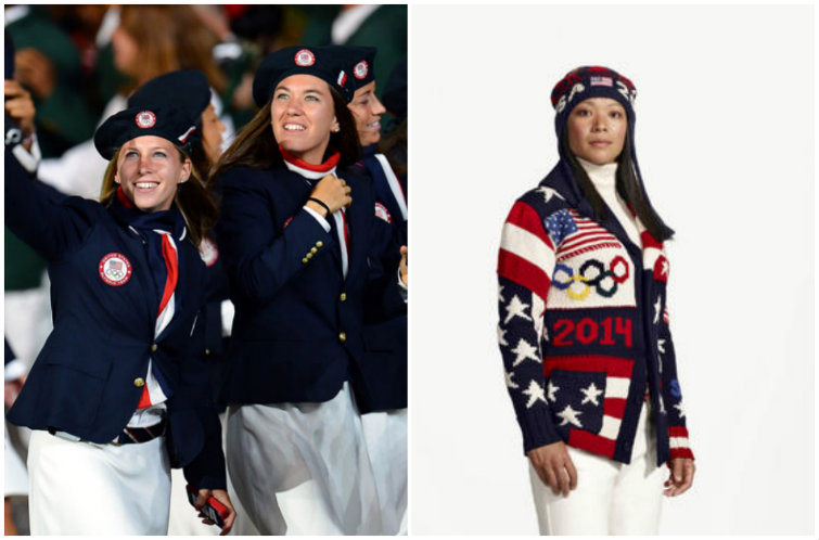 We Need to Talk About the Nightmare That Is Team USA's Olympic Closing Ceremony Uniforms