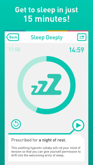 7 iPhone Apps That Will Help You Get a Better Night's Sleep