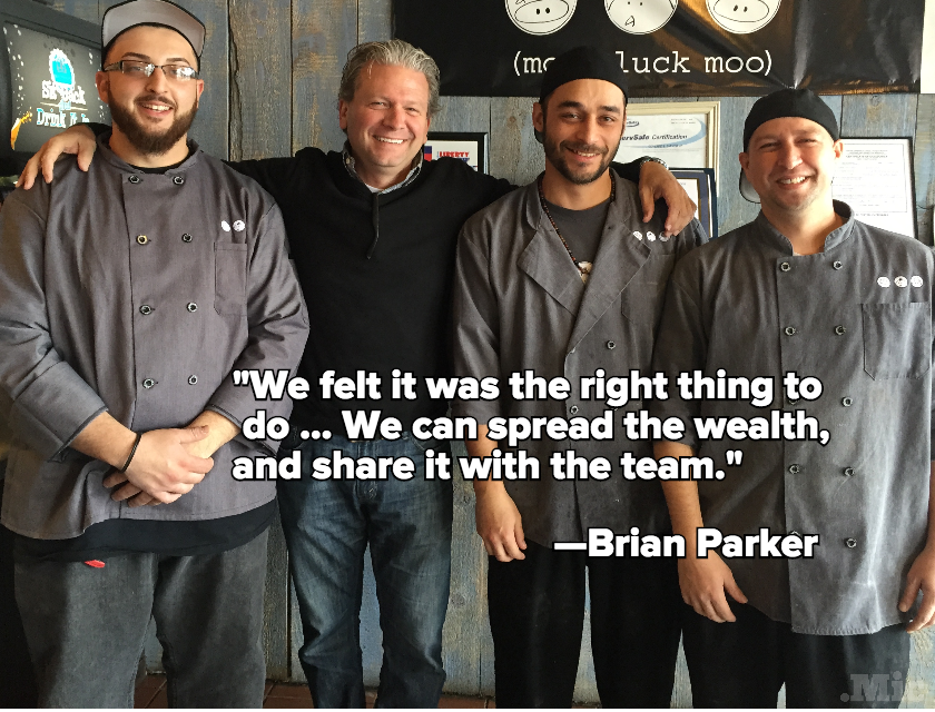 Here's What's Happening 2 Years After This Restaurant Started Paying Workers $15 an Hour