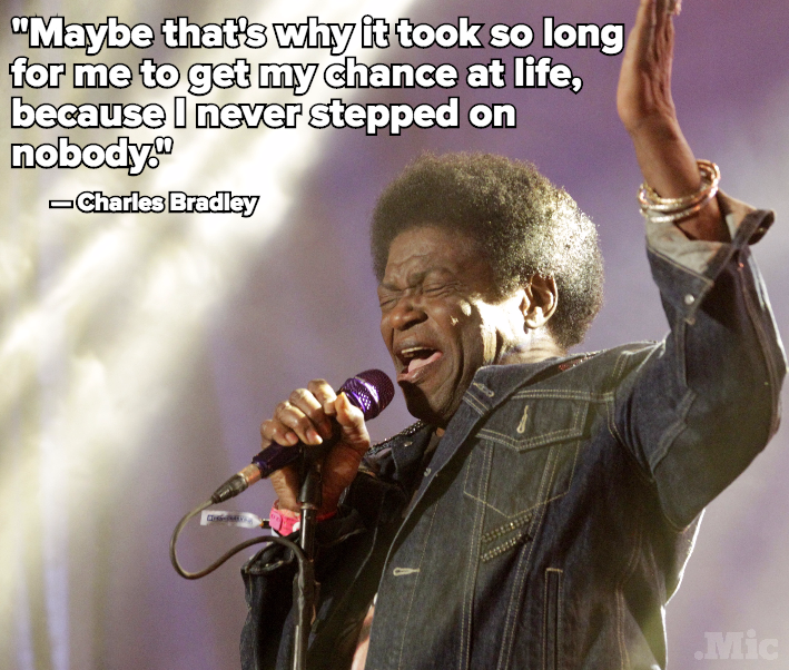 "Charles Bradley Talks the ""Changes"" He's Gone Through Rising From Homeless to Headliner"