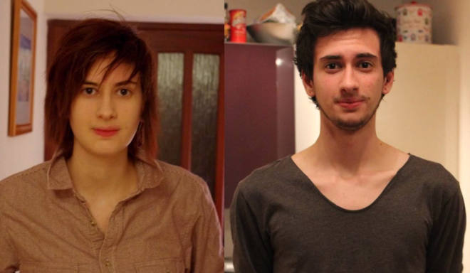 Watch Trans YouTuber Jamie Raines' 3-Year Transition in Less Than 4 Minutes