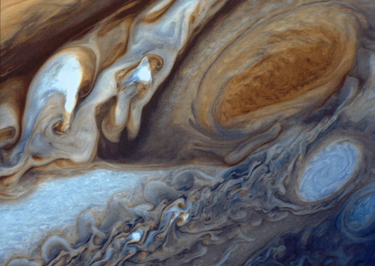 Scientists Just Gained Access to an Unexplored Part of Jupiter
