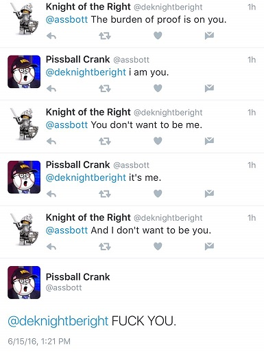 "Donald Trump Supporters Got Tricked Into Arguing With an Ass Bot Named ""Assbott"""