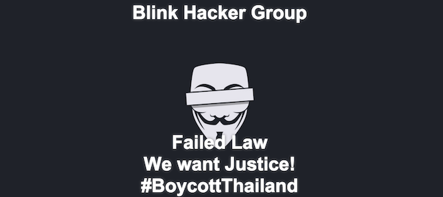 Anonymous Declares War on Thai Police for Jailing Migrant Workers