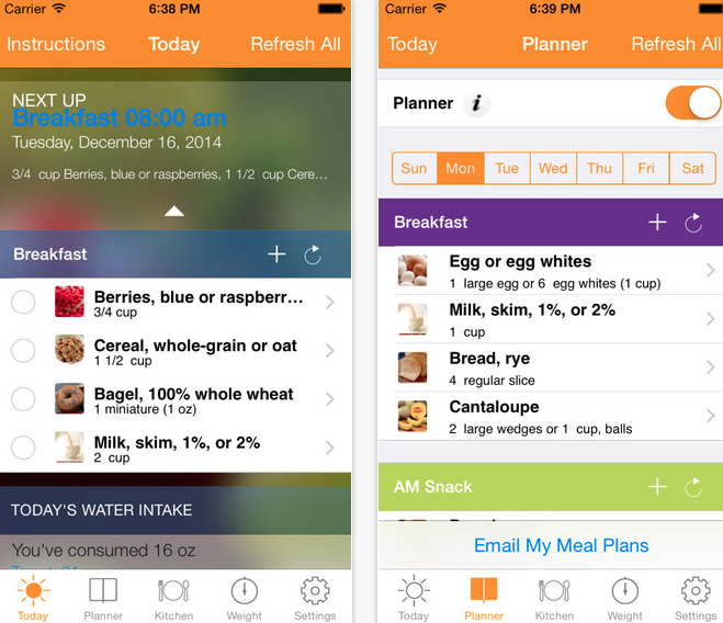 The 5 Best Apps for Dieting and Taking the Guesswork out of Staying Healthy
