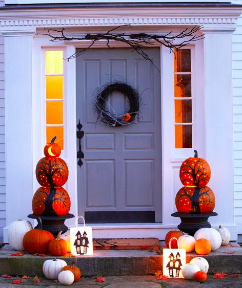 5 easy DIY Halloween decorations ideas even the least crafty