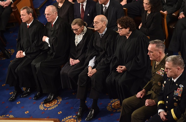 The Supreme Court (Especially RBG) Loves Wine Just as Much as the Rest of Us